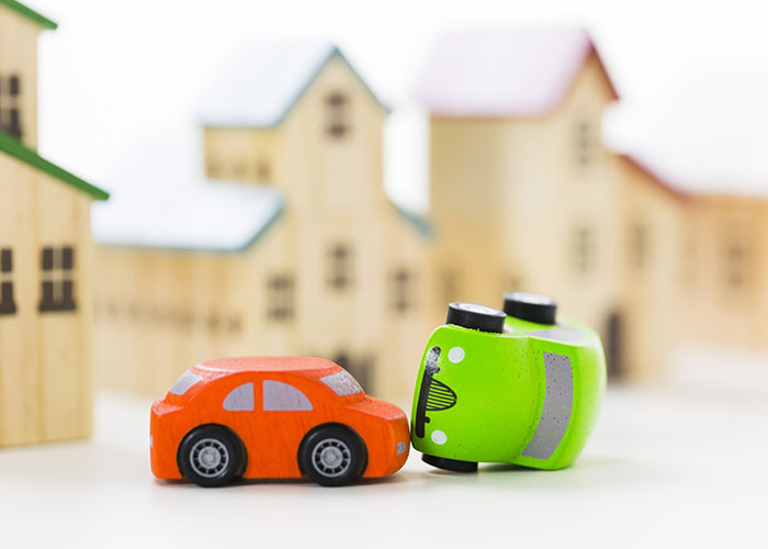 交通事故模型